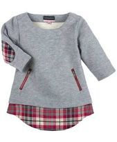 Sweater sleeve patch checkered gray / red Source by Baby Boy Fashion, Toddler Fashion, Toddler Outfits, Kids Outfits, Kids Fashion, Kids Dress Patterns, Clothing Patterns, Little Girl Dresses, Diy Clothes