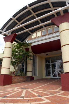 NMMU's Second Avenue Campus in Summerstrand, Port Elizabeth.