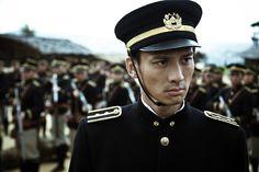 映画『セデック・バレ』:image004 Captain Hat, Japanese, Actors, Film, Movies, Image, Military Uniforms, Fashion, Movie