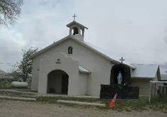 Church, San Mateo, New Mexico, USA