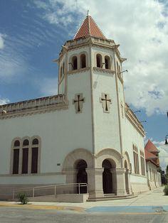 Edificio de la Trinidad Chihuahua   #turismo #chihuahua  Fuente: www.chihuahua.gob.mx