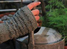 Cotton fingerless gloves lovingly hand knitted by Llama Fingerless Gloves, Arm Warmers, Hand Knitting, Stitch, Fabric, Cotton, Handmade, Design, Fingerless Mitts