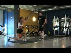 TRX® Suspension Trainer™ Metabolic Workout