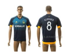 http://www.xjersey.com/201516-los-angeles-galaxy-8-gerrard-away-thailand-jersey.html Only$35.00 2015-16 LOS ANGELES GALAXY 8 GERRARD AWAY THAILAND JERSEY #Free #Shipping!