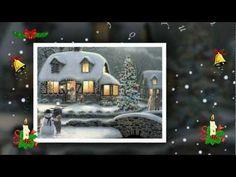 ▶ John Lennon Happy Xmas War Is Over Lyrics Merry Christmas Carte Postale de Noël