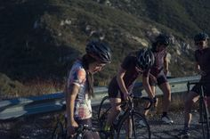 Self-Deprecation and the Female Cyclist | MACHINES FOR FREEDOM