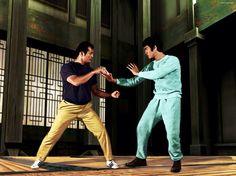 Dan Inosanto & Bruce Lee