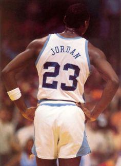 Tar Heels. Basketball season is upon us. Brace yourselves. MJ!!