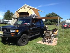 Columbus Roof Top Tent With Awning | Camping | Pinterest | Roof Top Tent,  Tents And Van Camping