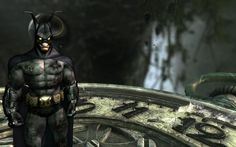 When playing Arkham City for the first time, this creeped me out via Reddit user Roachhh