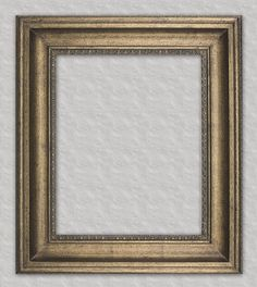 Antique Gold Readymade frame ready for your favorite family portrait, art or mirror.