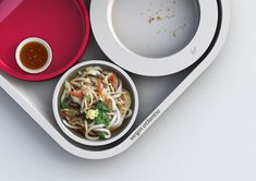 Virgin Atlantic Meal Service | Sharing | Noodles | Detail View