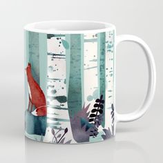 Available In 11 And 15 Ounce Sizes, Our Premium Ceramic Coffee Mugs Feature  Wrap Around Art And Large Handles For Easy Gripping.