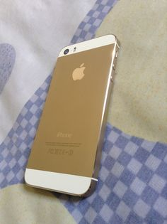 My iPhone 5s Gold