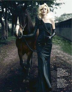 Love horses!