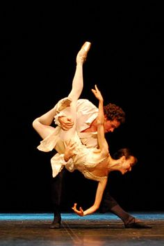 Hee Seo and Cory Stearns in Le Corsaire at Korea World Dance Stars Festival, American Ballet Theater