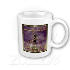 I WORSHIP DANCE COFFEE MUG