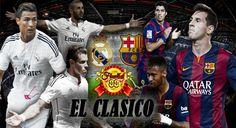 Prediksi Real Madrid vs Barcelona 22 November 2015