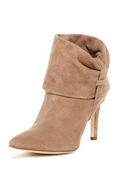 HauteLook   Calvin Klein Footwear: Calvin Klein Bethany Suede Bootie