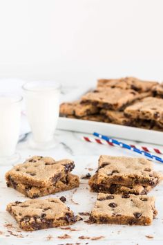 Chocolate Chip cookie recipe from the USS Midway in San Diego. Find the recipe here at La Jolla Mom Delicious Cookie Recipes, Holiday Cookie Recipes, Yummy Cookies, Dessert Recipes, Chocolate Chip Cookie Bars, Homemade Desserts, La Jolla, San Diego, Food Photography
