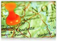 Charlotte, NC  http://www.nytimes.com/2003/11/14/travel/journeys-36-hours-charlotte-nc.html?ref=36hours