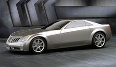 CADILLAC XLR Rode in one of these once and they can go fast! Yeah, it was my dream car ever since then.