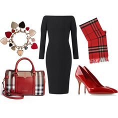 """""""Burberry"""" by prettywildthing on Polyvore"""