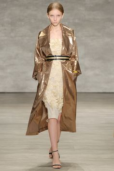 Tome Spring 2015 Ready-to-Wear Fashion Show - Diana Khalitova (NEW YORK)