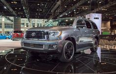 Update Info: 2019 Toyota Sequoia Redesign with V8 Possibility