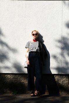 ストリートスナップ - Hiromiさん - bonjour records, OPENING CEREMONY, TELLSIT, UNIQLO, ZARA, オープニングセレモニー, ザラ, テルズイット, ボンジュールレコード, ユニクロ
