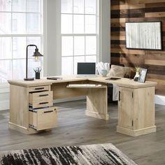Home Office Desks, Home Office Furniture, Desk Storage, Storage Spaces, Open Shelving, Adjustable Shelving, Hanging File Organizer, L Shaped Executive Desk, Partners Desk