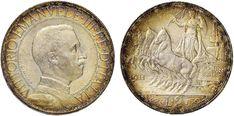 NumisBids: Nomisma Spa Auction 50, Lot 429 : Vittorio Emanuele III (1900-1946) 2 Lire 1911 – Pag. 734; Mont. 149...