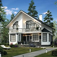 Chalet Style, House Md, Home Design Plans, Design Case, Living Room Designs, Beautiful Homes, Architecture Design, House Plans, Sweet Home