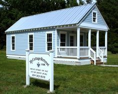 550 SF Cottage by MyCottageRetreat