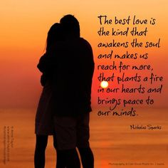 The best kind of love...