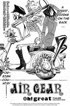 Air Gear 228 Page 1 , [post_tags Air Gear Anime, Gear Art, Western Comics, Manga Comics, Manga Art, Memes, Disney, Fiction, About Me Blog