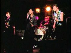 BOPCATS   Wild Jungle Rock.. Canadian Rockabilly This video was shot at some club on St. Clair East, in Toronto in the early 80s....1982????