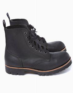 William Lennon Showman's Boot (black)