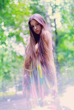 long long hair~