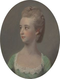 Yale Center for British Art: Creator 	Henry Walton, 1746-1813, British  Title 	Portrait of a young woman, possibly Miss Nettlethorpe  Date 	ca. 1770  Medium 	Oil on panel  Dimensions 	9 1/4 x 7 inches (23.5 x 17.8 cm)  Inscription(s)/  Marks/  Lettering 	No inscription, Not signed, not dated  Credit Line 	Yale Center for British Art, Paul Mellon Collection  Accession Number 	B1981.25.652