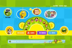 Internet Adventure Requirement #5: (E) With your parent's permission, play a game on your favorite kid's website.