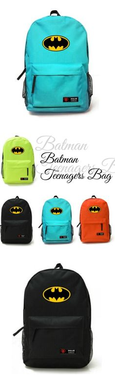 Batman Teenagers Bag! Click The Image To Buy It Now or Tag Someone You Want To Buy This For.  #Batman