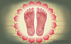 To view Lotus Feet of Chaitanya Mahaprabhu wallpapers in difference sizes visit - http://harekrishnawallpapers.com/sri-chaitanya-lotus-feet-artist-wallpaper-001/