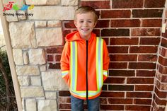 How to Keep Kids Safe Outside the Car with Lil Worker Safety Gear   Driving Mom Crazy Safety Rules For Kids, The Outsiders, Mom, Clothes, Outfits, Outfit Posts, Mothers, Kleding, Clothing