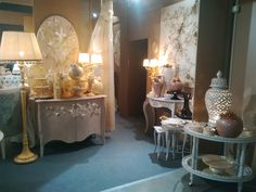#lamp #potiche #vase #flower #decoration #panel #cabinet HOMI Russia 2014