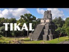 Tikal - Ancient Mayan City of Guatemala - 4K | DEVINSUPERTRAMP - YouTube