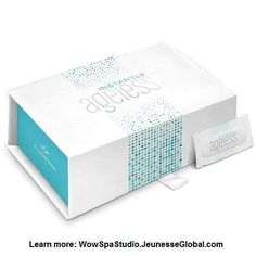 Within 2 minutes, #InstantlyAgeless reduces the appearance of under-eye bags, fine lines, wrinkles and pores, and lasts 6 to 9 hours.  This specifically designed micro cream targets areas that have lost elasticity — revealing visibly toned, lifted skin. Want instant results? Learn how: WowSpaStudio.JeunesseGlobal.com