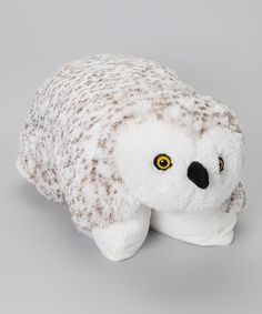 Waaaaant!!!! Take a look at this Pillow Pets Owl Pillow Pet on zulily today!