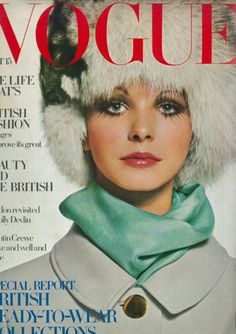 My favourite Vogue The Sixties