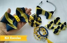 Kids Jewelry, Hair Bows, Band, Make Bows, Cute Bracelets, Infant Hair Bows, For Today, Head Bands, Flowers